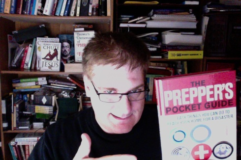 A bit of research: The Prepper's Pocket guide, 101 Easy Things You Can Do To Ready Your Home for a Disaster by Bernie Carr.